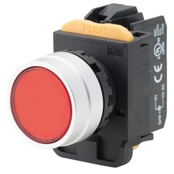 Illuminated Push-button Switch Mounting Hole φ22 (Value Product)