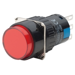 Non-illuminated Push-button Switch Mounting Hole φ16 (Value Product)