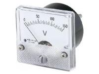 Analog Meter (Voltmeter/Ammeter for AC)