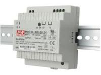 Switching Power Supply (DIN Rail-Mounting, Low-Profile, DC24V Output)