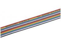 300V UL Standard Rainbow Ribbon Cable