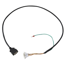 Global Harness, Mitsubishi Q Series Compatible cable (with Misumi Original Connector)