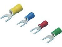 Insulated Crimp Terminal, Y Shape