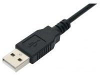 USB 2.0, Model A-mini B Cables