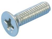 Flathead Screw/Stainless Steel