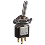 Mini Toggle Switch, MS-240 to 245 Series