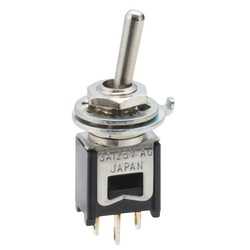 Mini Toggle Switch, MS-600 Series