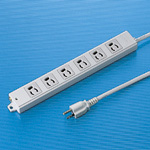 Power Strip, Construction Use, 6 Sockets