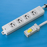 Power Strip, Construction Use, 4 Sockets (Harness Plug)