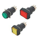 Push Button Switch (Non-Illumination ⌀16)