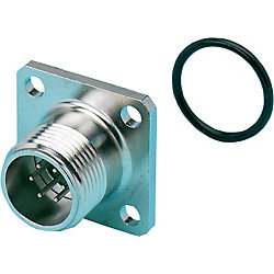 R04 Series Completely Waterproof Airtight Receptacle