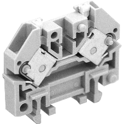 Rail-Compatible Terminal Block VTC Series