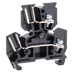 Rail-Compatible Terminal Block, CTW Series