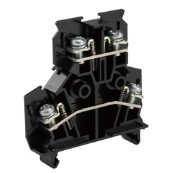 Rail-Compatible Terminal Block PUW Series