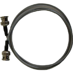 Coaxial Cable with BNC Connector (1.5D-2V, 50Ω)