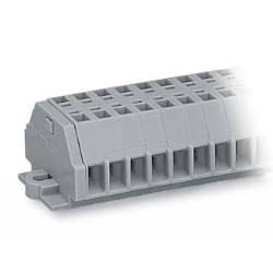 Compact Terminal Block / Screw or Snap-in / 260 Series
