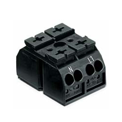 Single-Action Terminal Block for Voltage Relaying / 862 Series