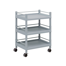 Mobile Storage Cart (Guard Frame, with Handle) 3 Sages 651 x 441 x 858