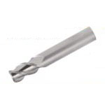 Solid End Mill for Aluminum Machining (Regular Blade) (with Corner Radius) AL-SEES3-R Type