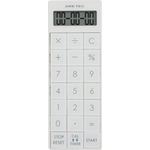 Calculator with Long-Time Timer