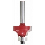Carbide Trimmer Router Bit Roundover Surface Bit