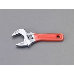 Wide Adjustable Wrench(Short Handle) EA530W-23