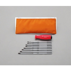 Hex lobe [Interchangeable] Screwdriver Set EA550CP-4
