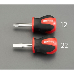 [Stainless](+)Stubby Screwdriver EA557DT-12