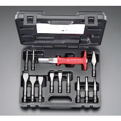 Replaceable Punch & Chisel Set EA572DM