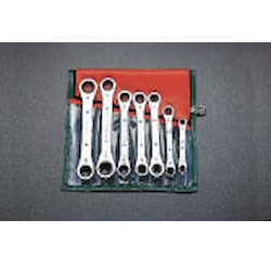 Ratchet Ring Wrench Set (7 Sizes) EA602CD-70B