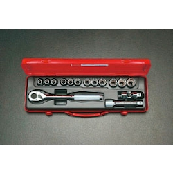 "(1/2"") Socket Wrench Set EA618C-2"