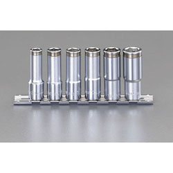 "(3/8"") Nut Catch Deep Socket Set EA618JN"