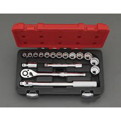 "Socket Wrench Set (1/2"") EA618K-2"
