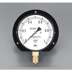 Pressure Gauge With Flange (Round Flange Type) EA729CE-35