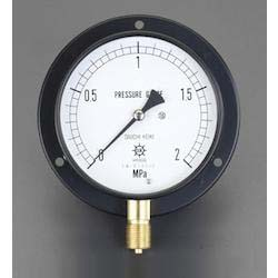 Pressure Gauge With Flange EA729DH-10