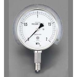 [All Stainless Steel] Pressure Gauge With Flange EA729DN-30