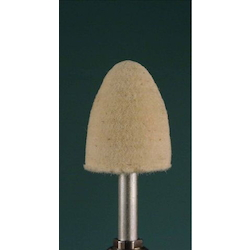Felt Buff Soft Type with Shaft (6mm) EA819BH-27