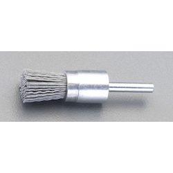 Wire Brush with Shaft (6mm Shaft) EA819BK-33