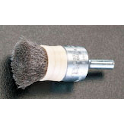 Wire Brush with Stainless Steel Shaft EA819BV-42B
