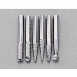 Carbide Cutter Set (6mm) (6 Pcs) EA819J-11