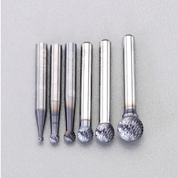 [TiAIN Coating] Carbide Bar Set (6mm)(6 Pcs) EA819V-8