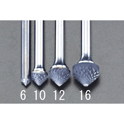 [TiAIN] Carbide Bar (6mm) EA819VN-12
