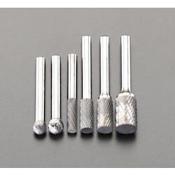 Carbide Cutter Set (6mm) (6 Pcs) EA819XD