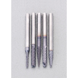 [TiAIN Coating] Carbide Bar Set (3mm)(5 Pcs) EA819XS