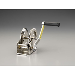 [Stainless Steel] Hand Winch EA989RB-1A