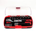 Screwdriver & Wrench Set