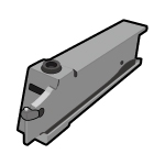 Tool Block SGTBR/L (Simple Mounting Type)
