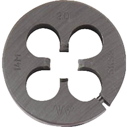 Adjustable Round Dies for Metric Screws