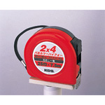 Measuring Tape 'Panel 2x4 Neo Lock' Width: 25 mm
