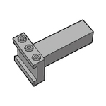 Tool Block for Holding Blade, KTKTBF Type (Split Type/Perpendicular Type)